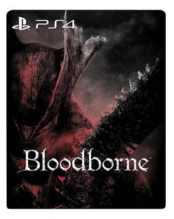 Bloodborne Steelbook PS