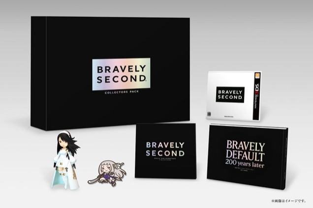 Bravely Second Limited Edition 01