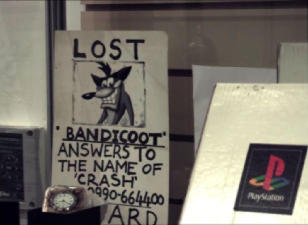 Crash bandicoot PS4 000001