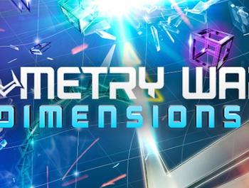 Geometry Wars 3 Dimensions Banner