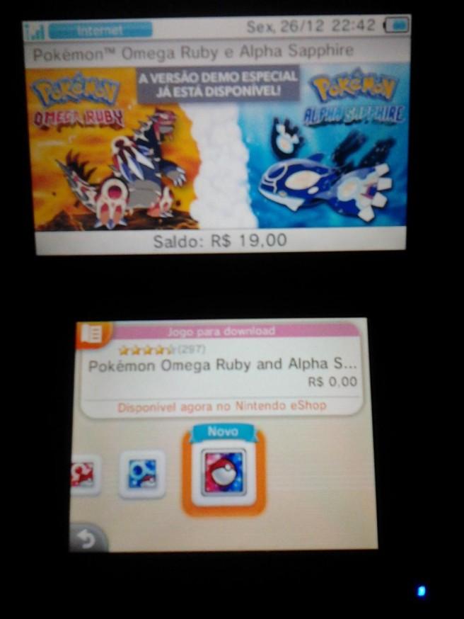Pokémon RO ZA demo 27-12