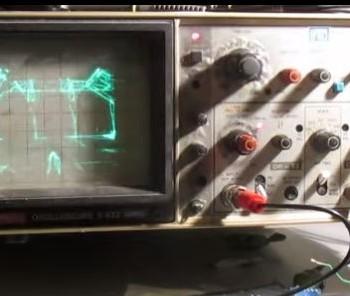 Quake oscilloscopio