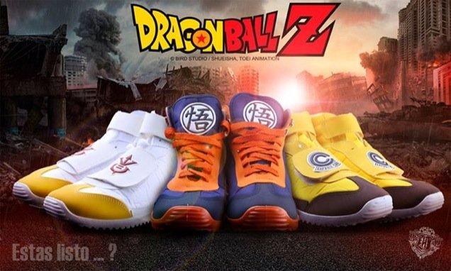 dragon ball scarpe