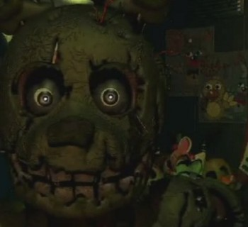 Five Nights at Freddy's 3 Banner