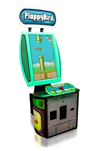 Flappy Bird cabinato 01