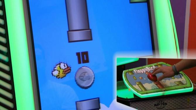 Flappy Bird cabinato 02