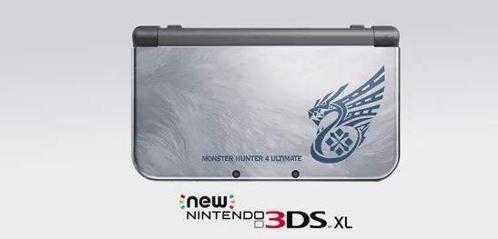 MH 4 Ultimate N3ds
