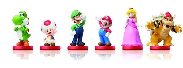 Nuove Amiibo Mario Bros