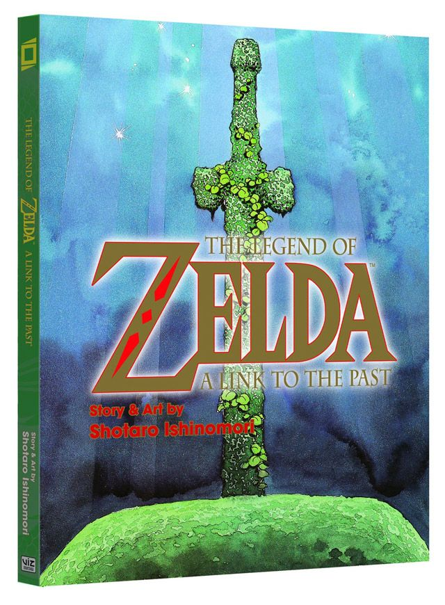 The Legend of Zelda A Link to the Past fumetto