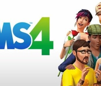 The Sims 4 banner
