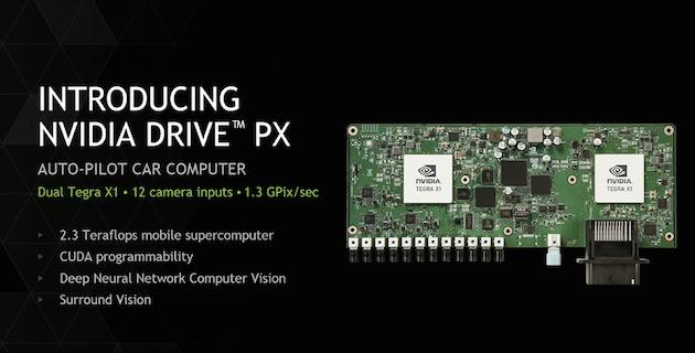 nVidia PX 01