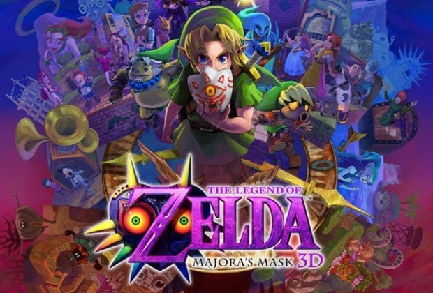 Zelda Majora's Mask Banner 2