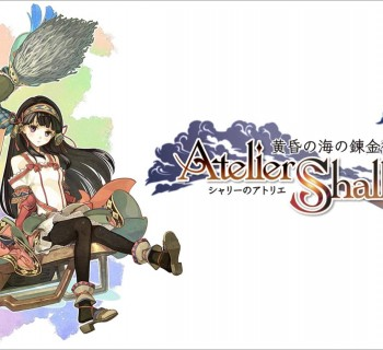 Atelier Shallie Alchemists of the Dusk Sea