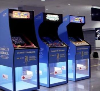 Charity Arcade Svezia