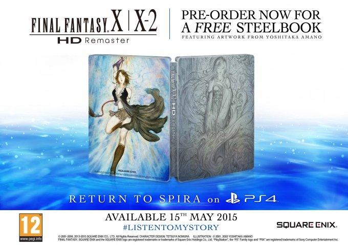 Final Fantasy X-X2 HD Remaster SE 01