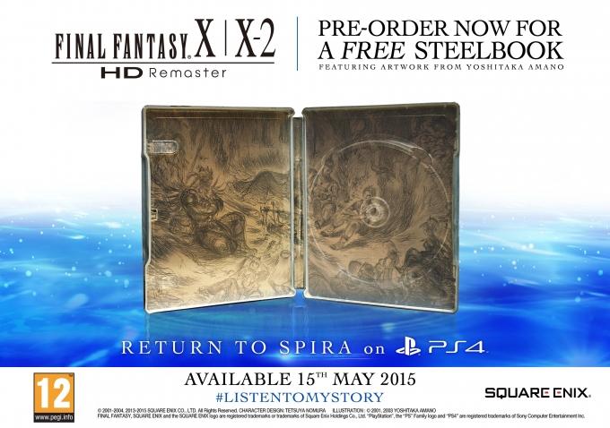 Final Fantasy X-X2 HD Remaster SE 02