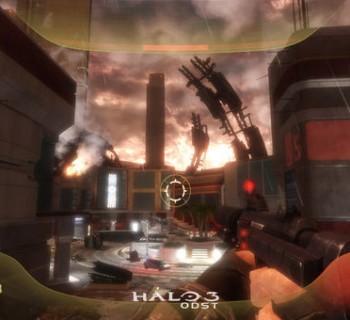 Halo 3 ODST prima immagine