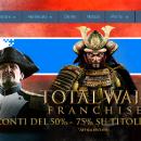 SEGA Steam Sconti Total War