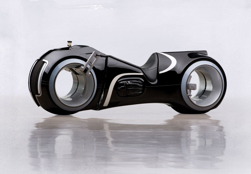 TRON legacy moto light cycle - 11