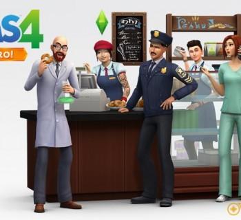 The Sims 4 al lavoro2
