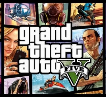 grand theft auto gta v cover