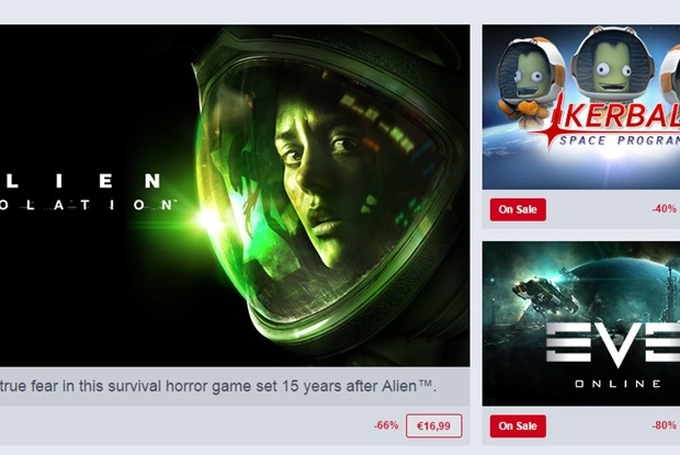 humble store saldi space week end cover