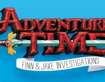 Adventure Time new game banner