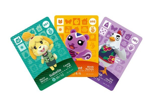 Amiibo Cards AC 01