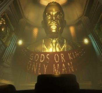 Bioshock CryEngine 3