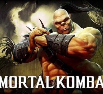 GORO Mortal Kombat X
