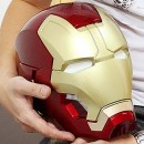 Iron Man casco speaker