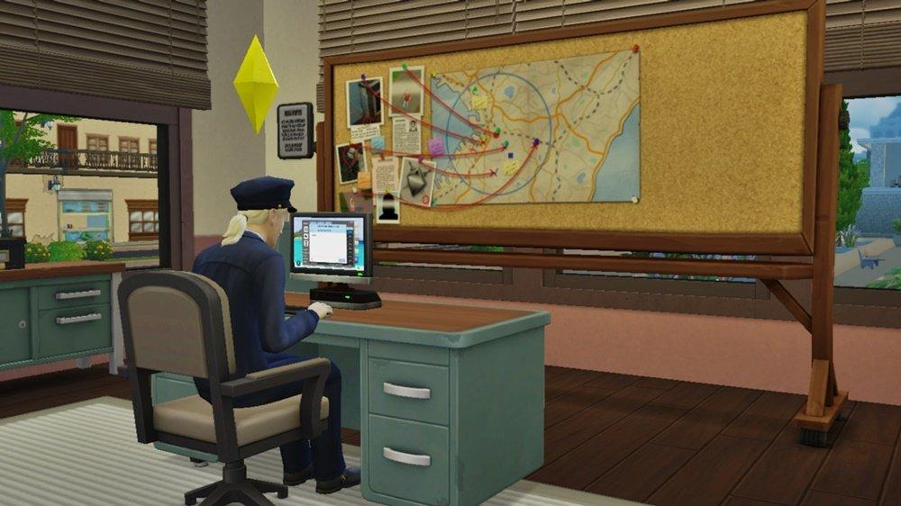 The Sims 4 Al Lavoro_04