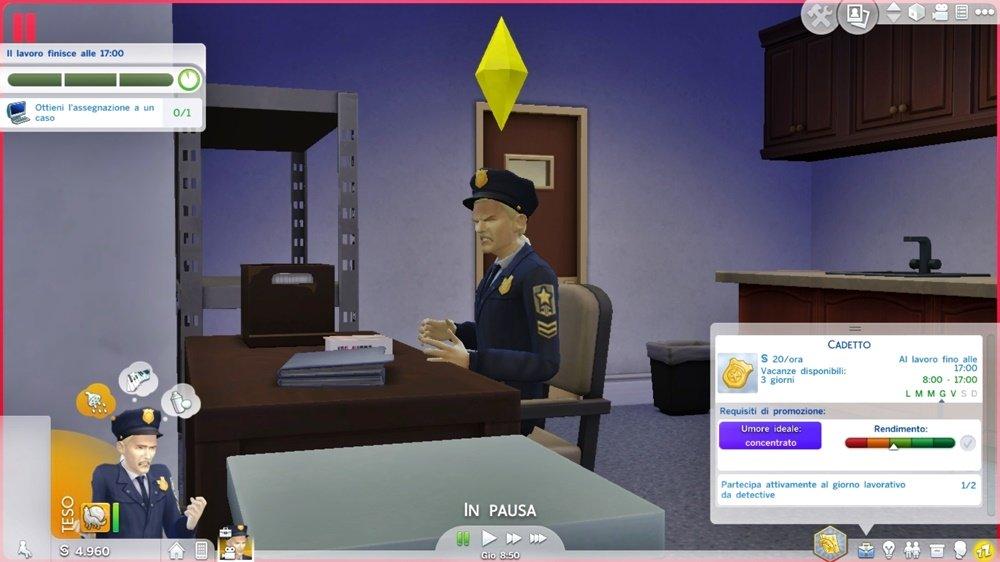 The Sims 4 Al Lavoro_05