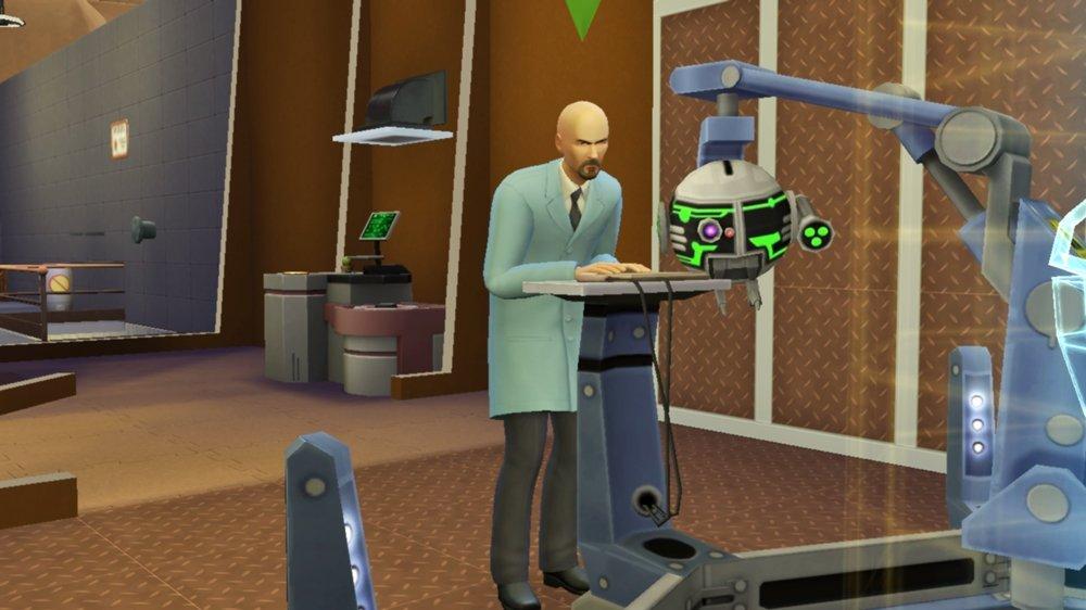 The Sims 4 Al Lavoro_07