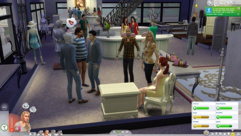 The Sims 4 Al Lavoro_08