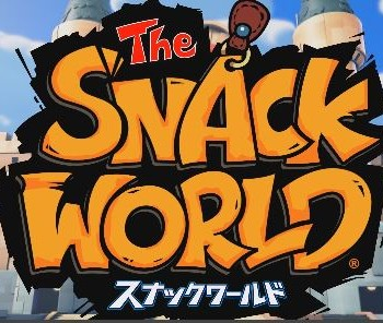The Snack World banner 01