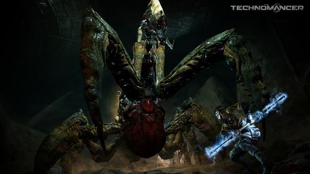 The Technomancer 10-04 01
