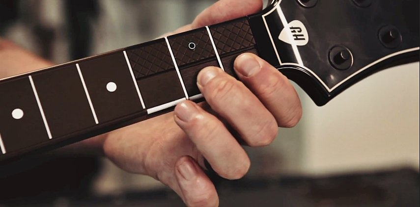 guitar hero live controller 2