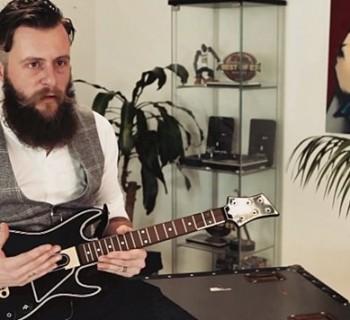 guitar hero live controller cover