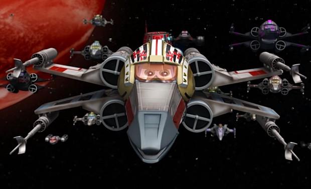 pixar star wars cover