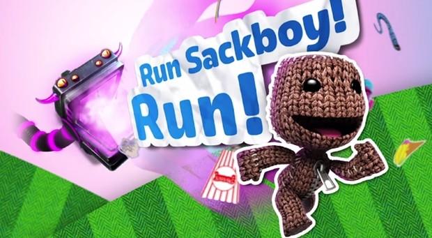 run sackboy run cover