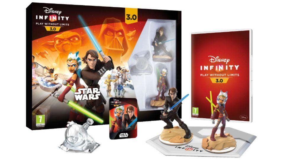 Disney Infinity 3.0 leaked star wars
