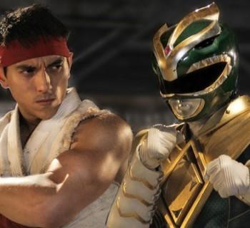 Power Ranger vs Street Fighter