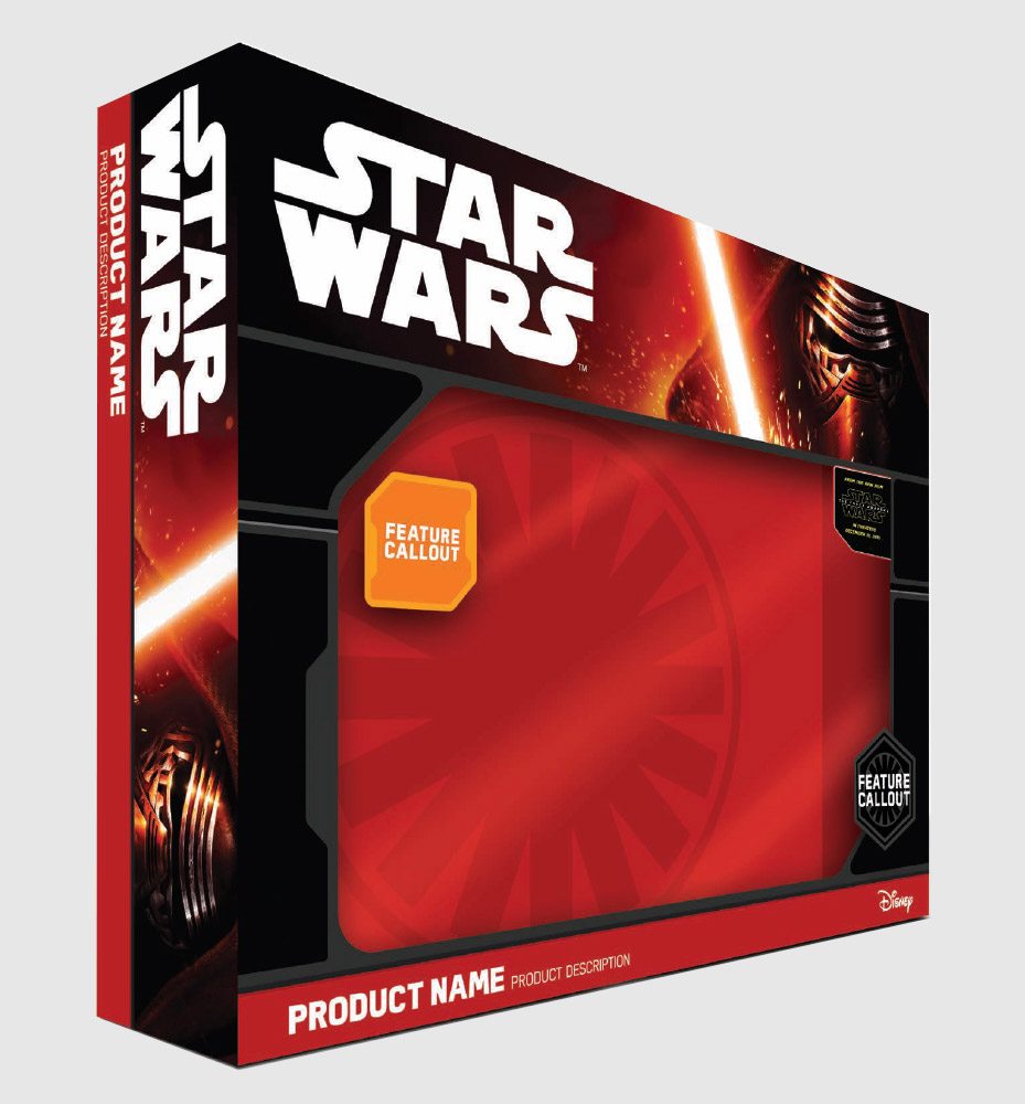 star wars packaging