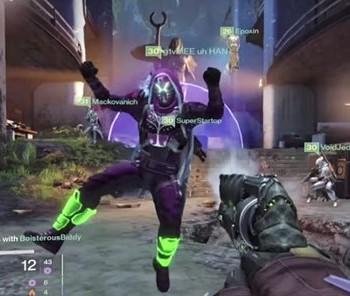 destiny dancing 2