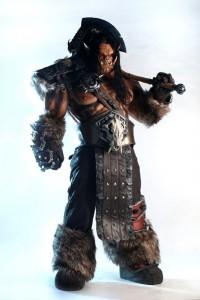 grommash cosplay 6