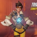 overwatch tracer gameplay