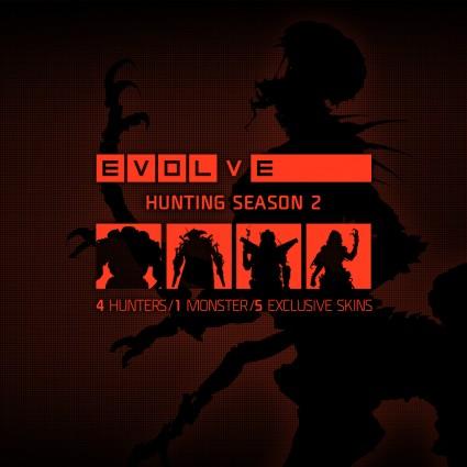 Evolve season 2