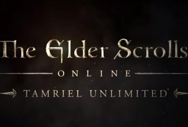 The Elder Scrolls Online Tamriel Unlimited E3 2015