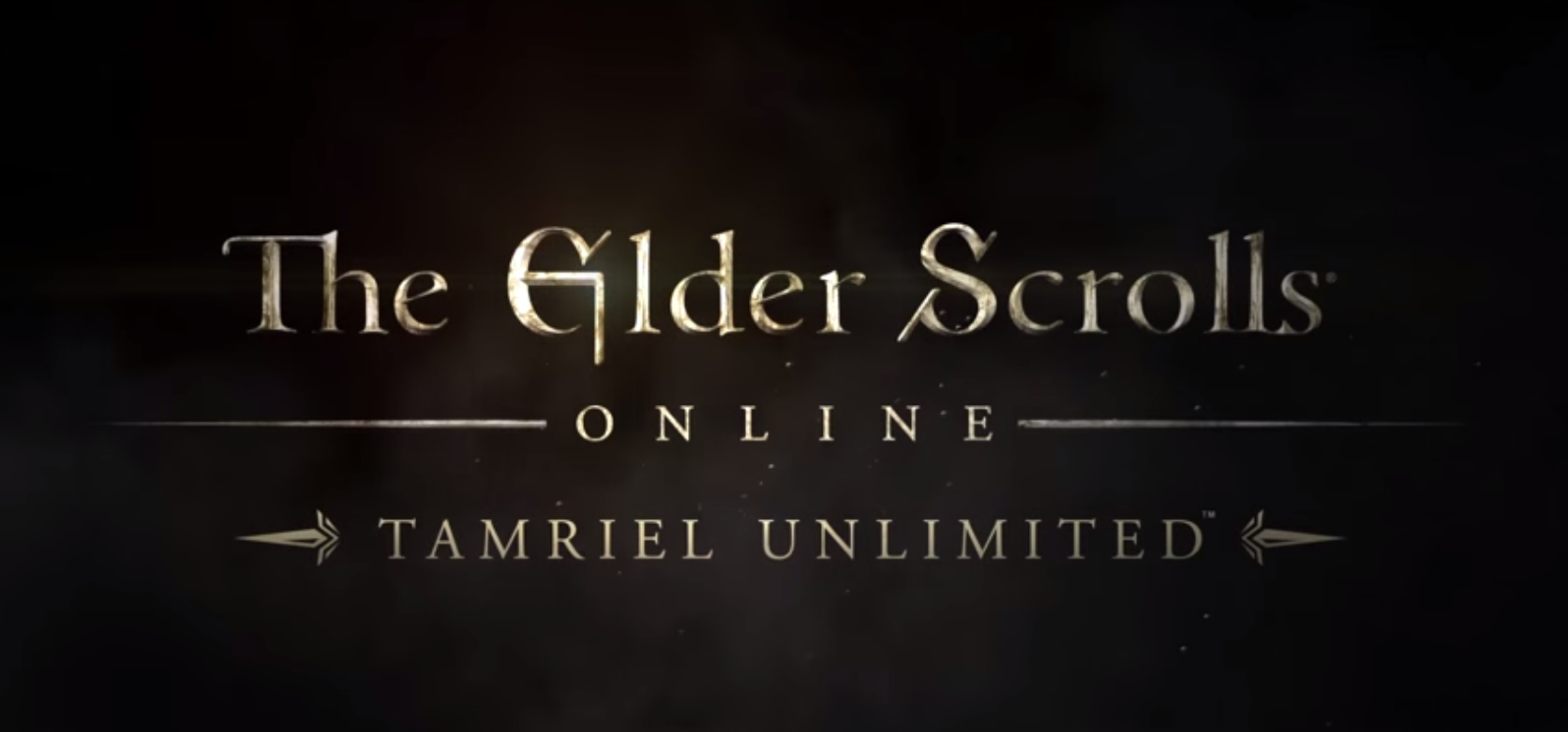 The Elder Scrolls Online Tamriel Unlimited E3 2015